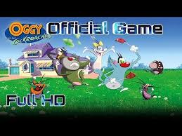 official game oggy cockroach game download android