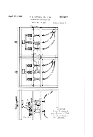 patent us1955287 switchboard construction google patents