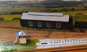 midhurst lbscr station 1866 pre grouping modelling u0026 prototype