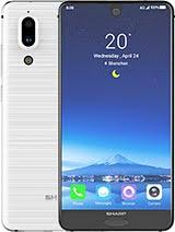 sharp mobiles specifications review features