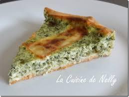 la cuisine de nelly quiche epinard et maroilles la cuisine de nelly