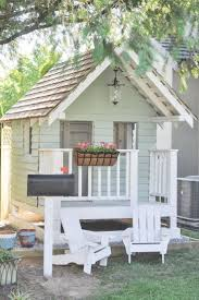 out door play house home design