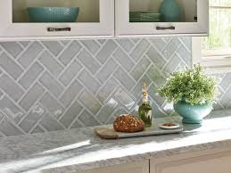 porcelain tile backsplash kitchen handcrafted morning fog 4 x 12 highland park crackle finish