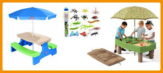 Kids Outdoor Picnic Table 24 Fun Finds For Kids Outdoor Play