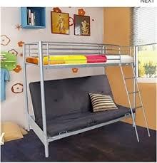 Buy Triple Trio Bunk Bed SingleDouble Sofa Bed W Ladder - Triple trio bunk bed