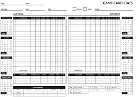 soccer game card stats and summary brant wojack