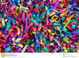 Color Paper Stock Photo Image Of Party Texture Streamers 21883688 Color Paper