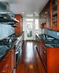 Kitchen Design Galley Layout Gallery Kitchen Plan Amazing Natural Home Design