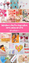 valentine u0027s day craft snack and gift inspiration at home with