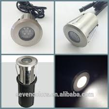 small round led lights small round waterproof led underground light concrete floor lights