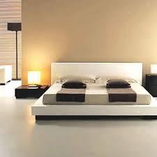 New Bedroom Designs  Modern Model Bed Minimalism Latest I On - Model bedroom design