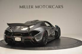 2014 Mclaren P1 In Greenwich United States For Sale On Jamesedition
