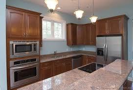 Cabinet Countertop Color Combinations by Granite Countertop Colors Pink Granite