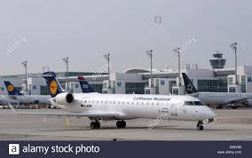 Bad Belzig Lufthansa Regional Jet Bombardier Crj700