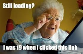Upload Your Own Meme - old lady dial up computer tips pinterest funny stuff and memes