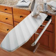 Ironing Board Storage Cabinet Ironing Board In Drawer 568 60 710 210 72 Morestorage Com