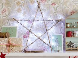 how to make an led star christmas decoration saga