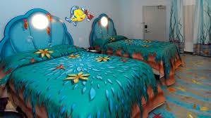 little mermaid bedroom art of animation little mermaid room
