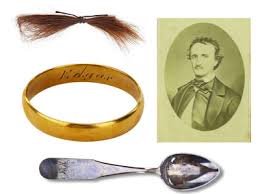 gold rings poe images Poe 39 s engagement ring for sale the fine books blog jpg