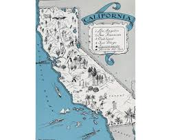 Map Of Calif Maps Of California State Collection Of Detailed Maps Of