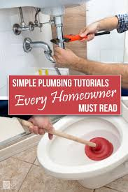 the 25 best how to unclog toilet ideas on pinterest