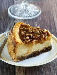 pecan pie cheesecake thanksgiving and dessert recipe