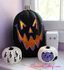 halloween decorations stores don u0027t overlook dollar store pumpkins before you see these 17 ideas