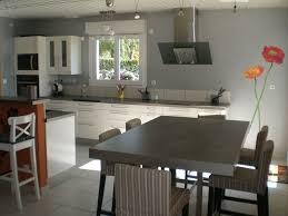cuisine blanche et mur gris mur gris et jaune fashion designs