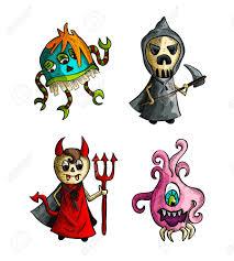 halloween monsters halloween creatures best images collections hd for gadget