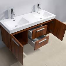 54 Bathroom Vanity Abersoch 54 Inch Sink Plum Bathroom Vanity