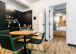 wework unveils its first co living apartments in new york