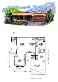 desert house plans 49 best santa fe house plans images on santa fe floor