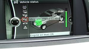 how to check oil level bmw 320i f30 180hp engine years 2013 to