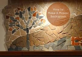 Beautiful Installing Mosaic Tile Backsplash Images Home Design - Tile mosaic backsplash