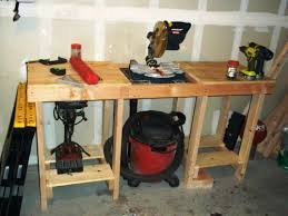 Build Your Own Work Bench Garage Workbench 49 Excellent Build Your Own Garage Workbench