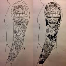 25 beautiful japanese tattoo sleeve samurai ideas on pinterest