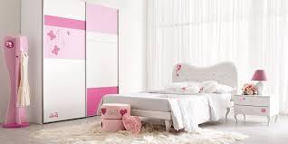 chambre blanc et fushia photos déco chambre fille