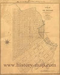 Map Of San Francisco official map of san francisco