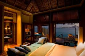 Exotic Bedroom Design Inspired By Villa And Resort - Exotic bedroom designs