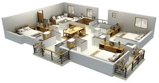 collection house plans in 3d for free photos the latest