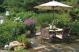 Patio Landscape Design Ideas Brick Patio Landscape Ideas Nomadik Co