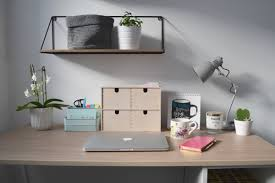 My Office Desk Styling My Work Space With A Kit Out My Office Desk Rainbeaubelle