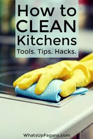 cleaning tips and tricks for a thoroughly clean home