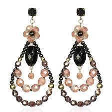 Black Bead Earrings Bronze Chandelier 1000 Best Jewellerymaking8 Earrings Ideas U0026 Tutorials 8 Images