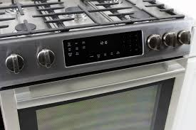 Slide In Gas Cooktop Bosch Hgi8054uc Slide In Gas Range Review Reviewed Com Ovens