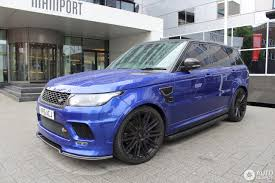 purple range rover land rover urban range rover sport svr 28 may 2016 autogespot