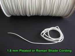 Cord Lock Roman Shade - basic roman shade hardware kit in white 1 cord lock 3