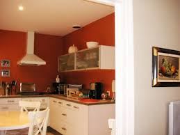 deco interieur cuisine deco cuisine peinture idée déco intérieur maison materiaux