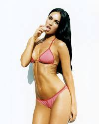 meganfoxnude excellent fashions megan fox showing abs in sexy bikini photo