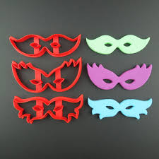 mardi gras cookie cutters mardi gras mask cookie cutters 3d printed mask cookie cutters
